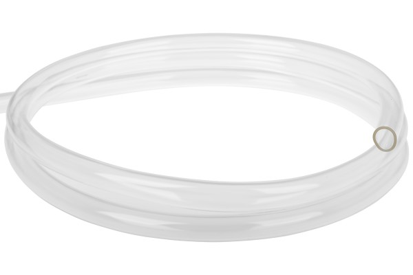 "Masterkleer Schlauch PVC 10/8mm (5/16""ID) Ultra Clear (BPA free)"