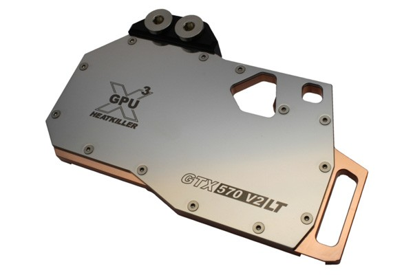 Watercool HEATKILLER® GPU-X³ GTX570 V2 LT