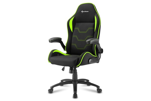 Sharkoon Elbrus 1 Gaming ChairSchwarz/Grün