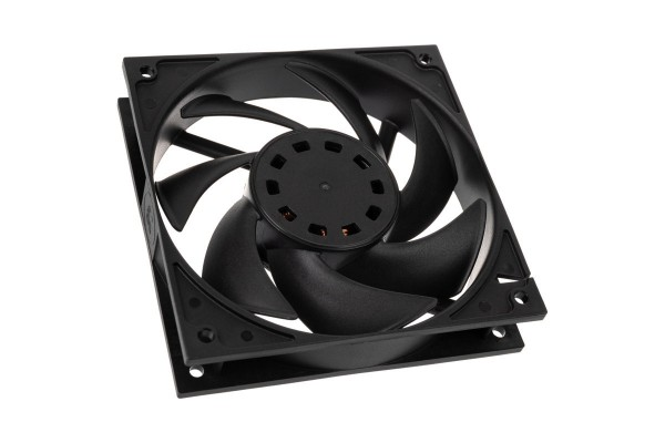 EK Water Blocks EK-Furious Vardar EVO 120 BB PWM - 3000 U/min, schwarz (120x120x25mm)