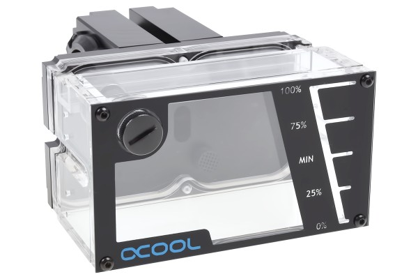 Alphacool Repack - Dual Laing D5 Station inkl. 1x Alphacool VPP655