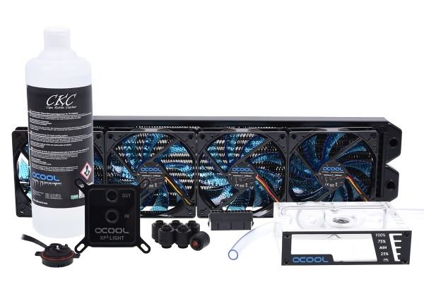 Alphacool NexXxoS Cool Answer 480 LT/ST - Set