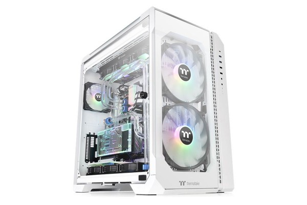 Thermaltake PC Gehäuse View 51 TG ARGB Snow