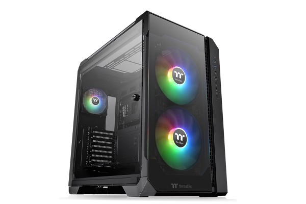 Thermaltake PC Gehäuse View 51 TG ARGB Black