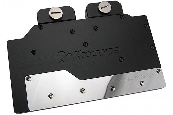Koolance VID-NXTTN2 Water Block (NVIDIA GeForce GTX TITAN, 780, 780 Ti Video Card)