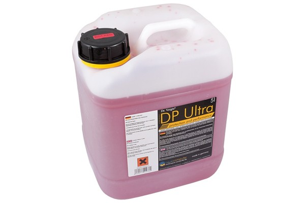 Aquacomputer Double Protect Ultra Kanister - rot 5000ml