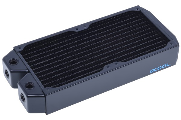 Alphacool NexXxoS XT45 Full Copper 240mm Radiator
