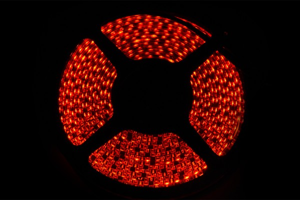 Phobya LED-Flexlight HighDensity 500cm red (600x SMD LED´s)