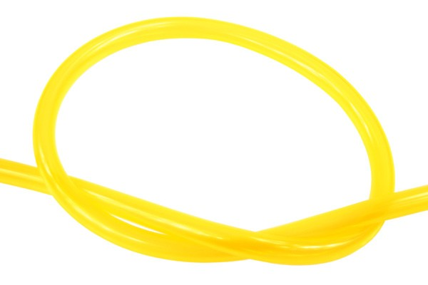 "Masterkleer Schlauch PVC 19/13mm (1/2""ID) UV-aktiv Yellow"