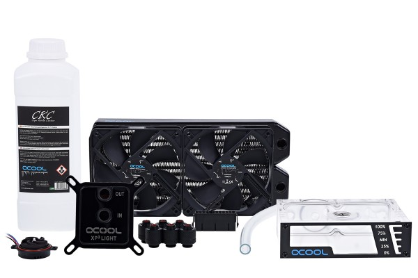 Alphacool NexXxoS Cool Answer 240 LT/ST - Set