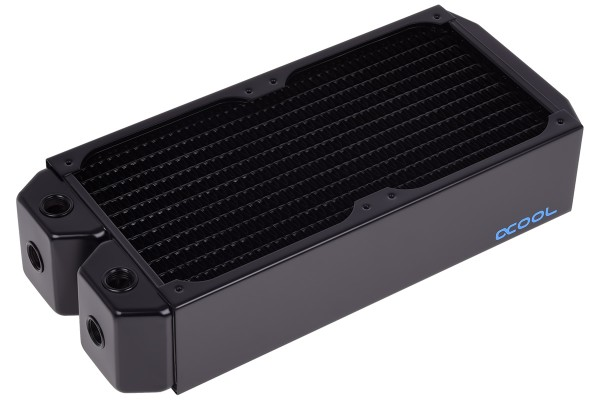 Alphacool NexXxoS UT60 Full Copper 240mm Radiator