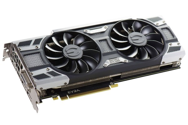 EVGA GeForce GTX 1080 SC Gaming ACX 3.0 8.192 MB GDDR5X
