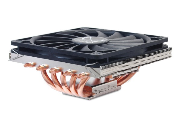 Scythe Big Shuriken 2 CPU Cooler SCBSK-2100 Rev.B Intel/AMD