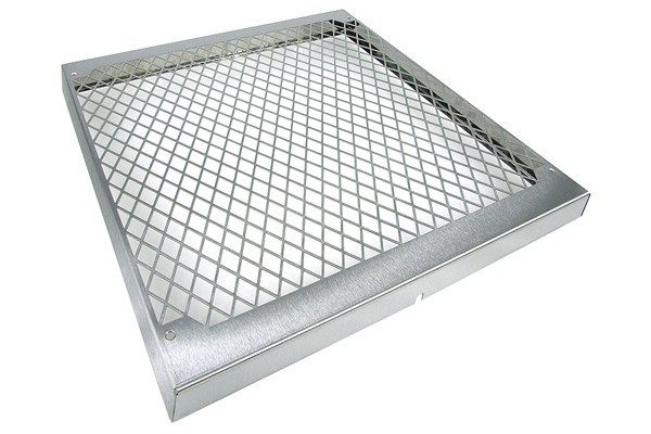 Watercool MO-RA3 360 Blende Rhombus stainless steel