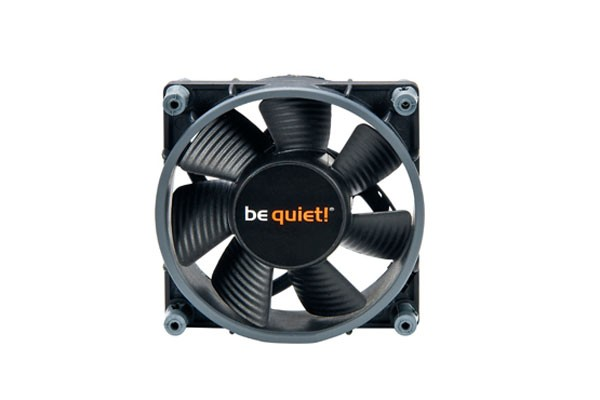 Be Quiet Case Fan Shadow Wings SW1 80mm Low-Speed BQT T8025-LR-2 (80x80x25mm)