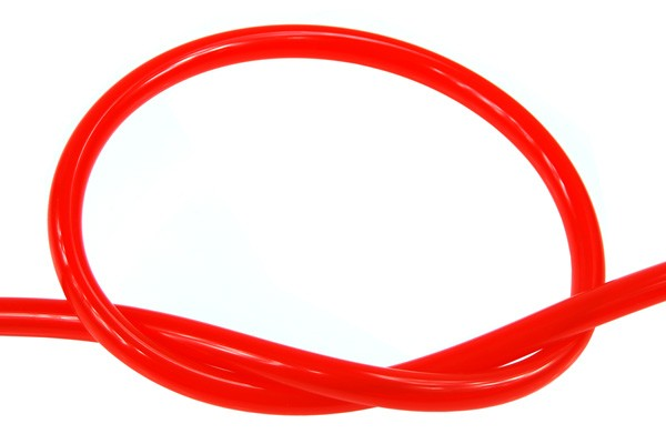 "Masterkleer Schlauch PVC 13/10mm (3/8""ID) UV-aktiv Dark Red"